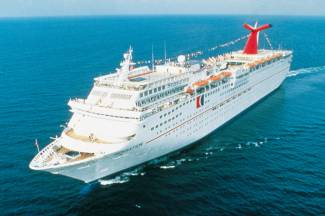 4 dagen Cruise Bahama's met de Carnival Sensation SM