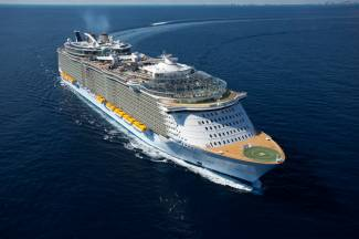 13 dagen Trans-Atlantisch met de Allure of the Seas