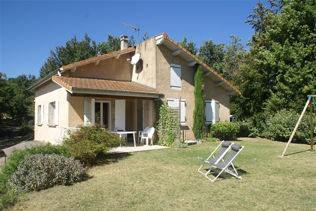 Bathernay vakantiehuis in de regio Drôme Collines