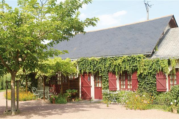 Brion vakantiehuis dichtbij Rochemenier