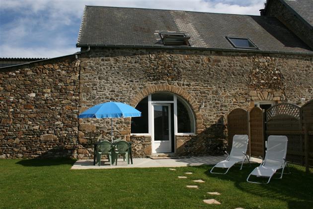 Brainville vakantiehuis bij Gouville-sur-Mer