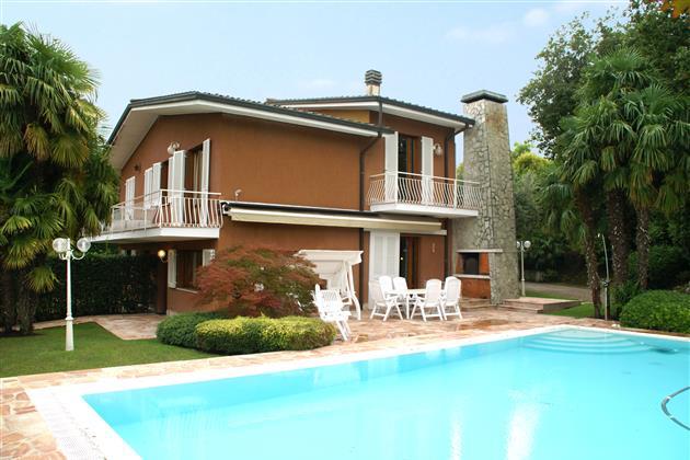 Casa Comboni comfort vakantiehuis bij het Gardameer