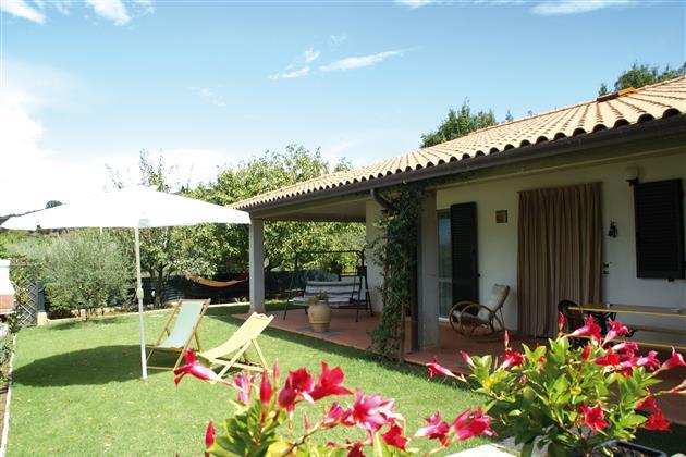 Casa Castellani vakantiehuis bij het Meer van Trasimeno