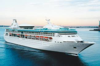 17 dagen Australië met de Rhapsody of the Seas