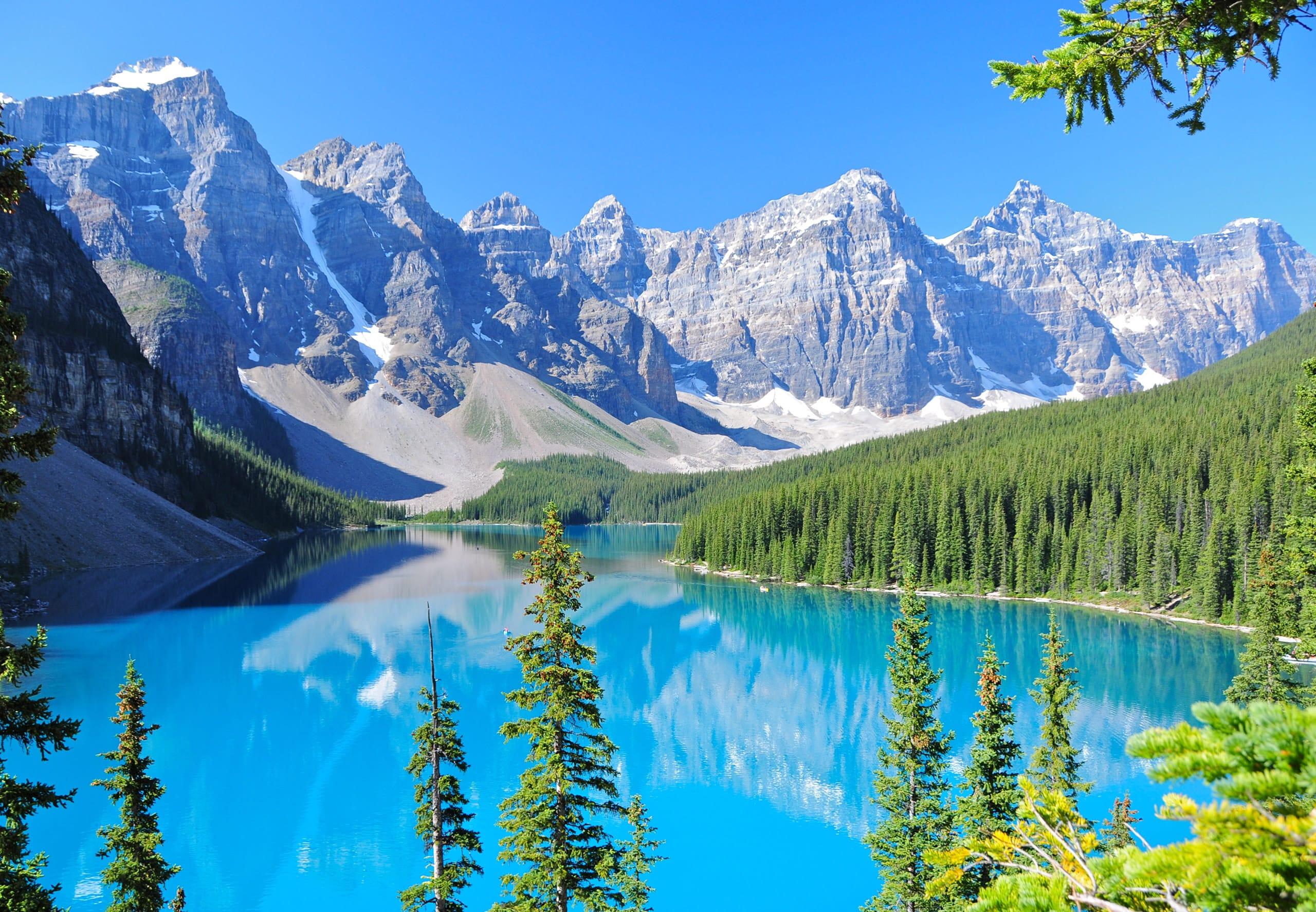 15-daagse groepsrondreis Wonderschoon West-Canada