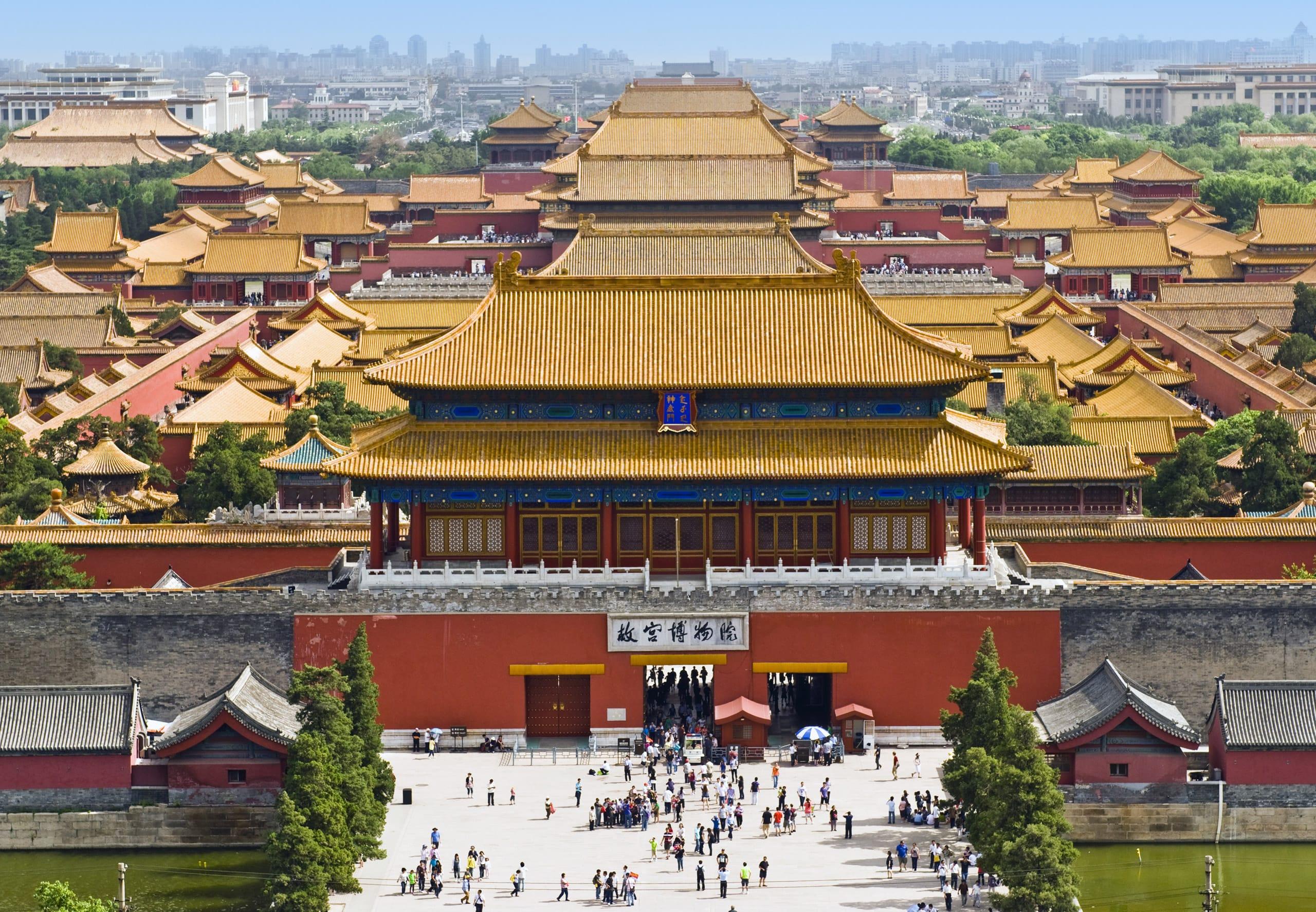 14-daagse privé rondreis diverse vervoerstypes Beijing, Shanghai en Hong Kong