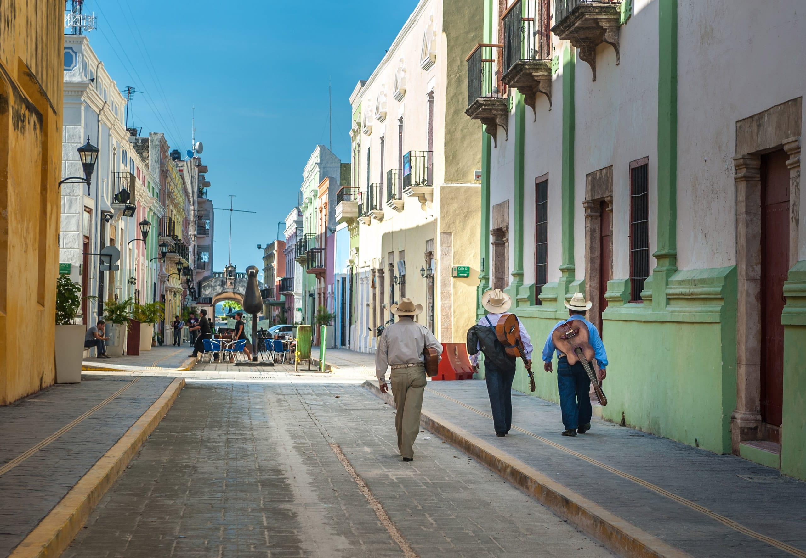 14-daagse privé rondreis met huurauto Kleurrijk Mexico