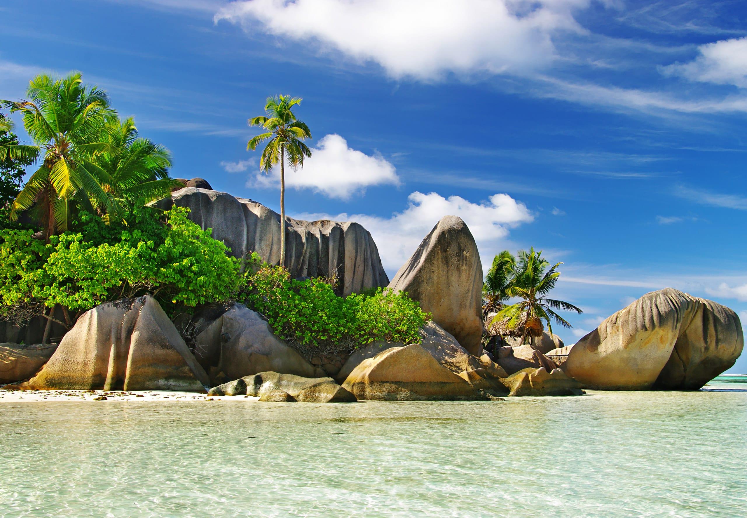 13-daagse privé rondreis diverse vervoerstypes Islandhopping Seychellen