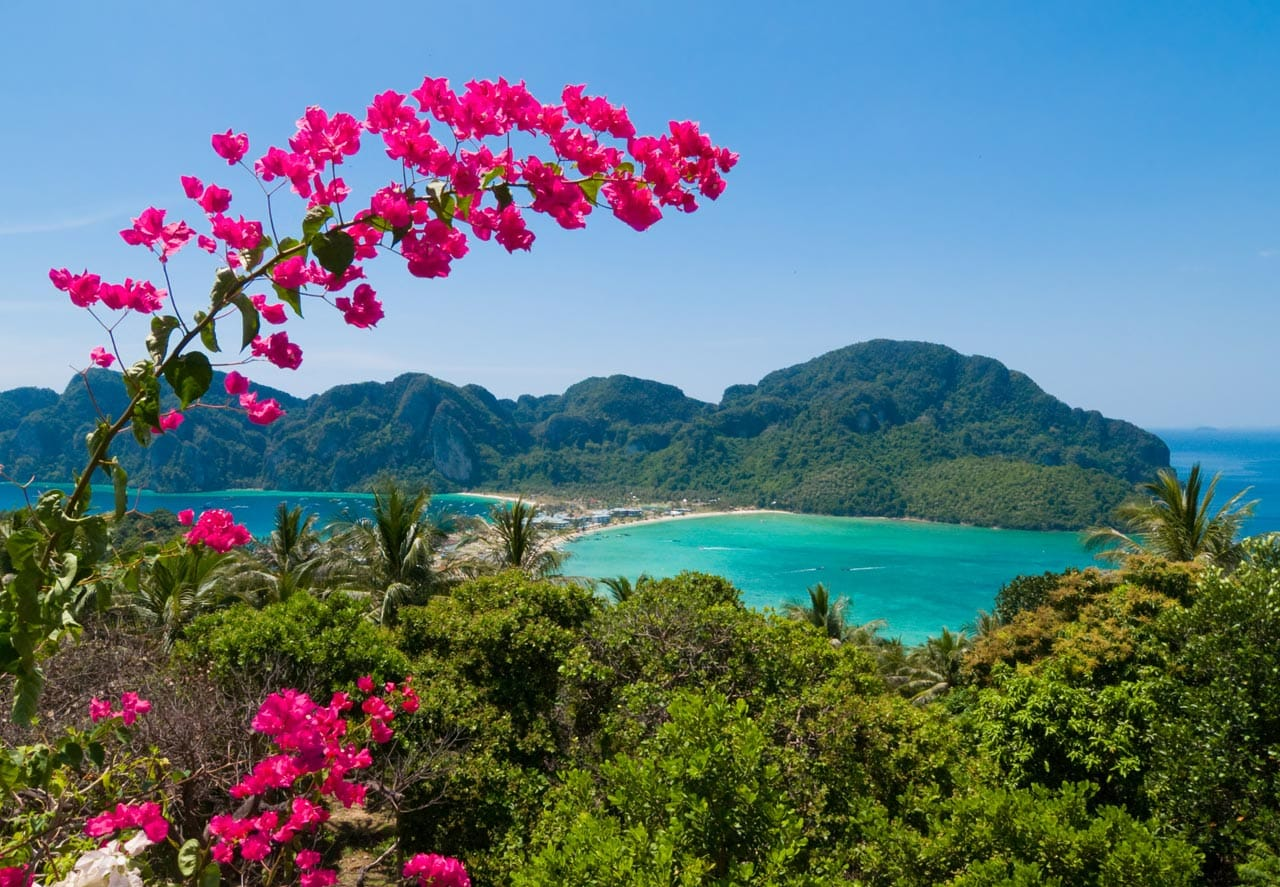 11/12-daagse hotelcombinatie vakantie Krabi - Koh Phi Phi - Phuket